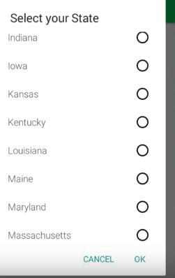 Список штатов