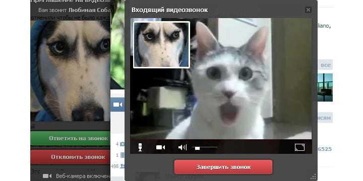 Видеозвонок
